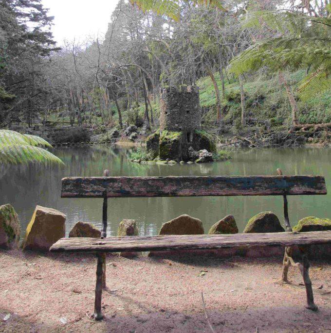 Sintra - Park von Pena