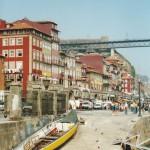 In Portos Hafenviertel Ribeira wurde in den letzten Jahren viel renoviert