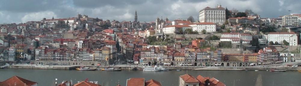 Panoramabild Porto