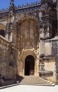 Portal Christuskirche Tomar