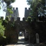 01B Eingang Burg Leiria