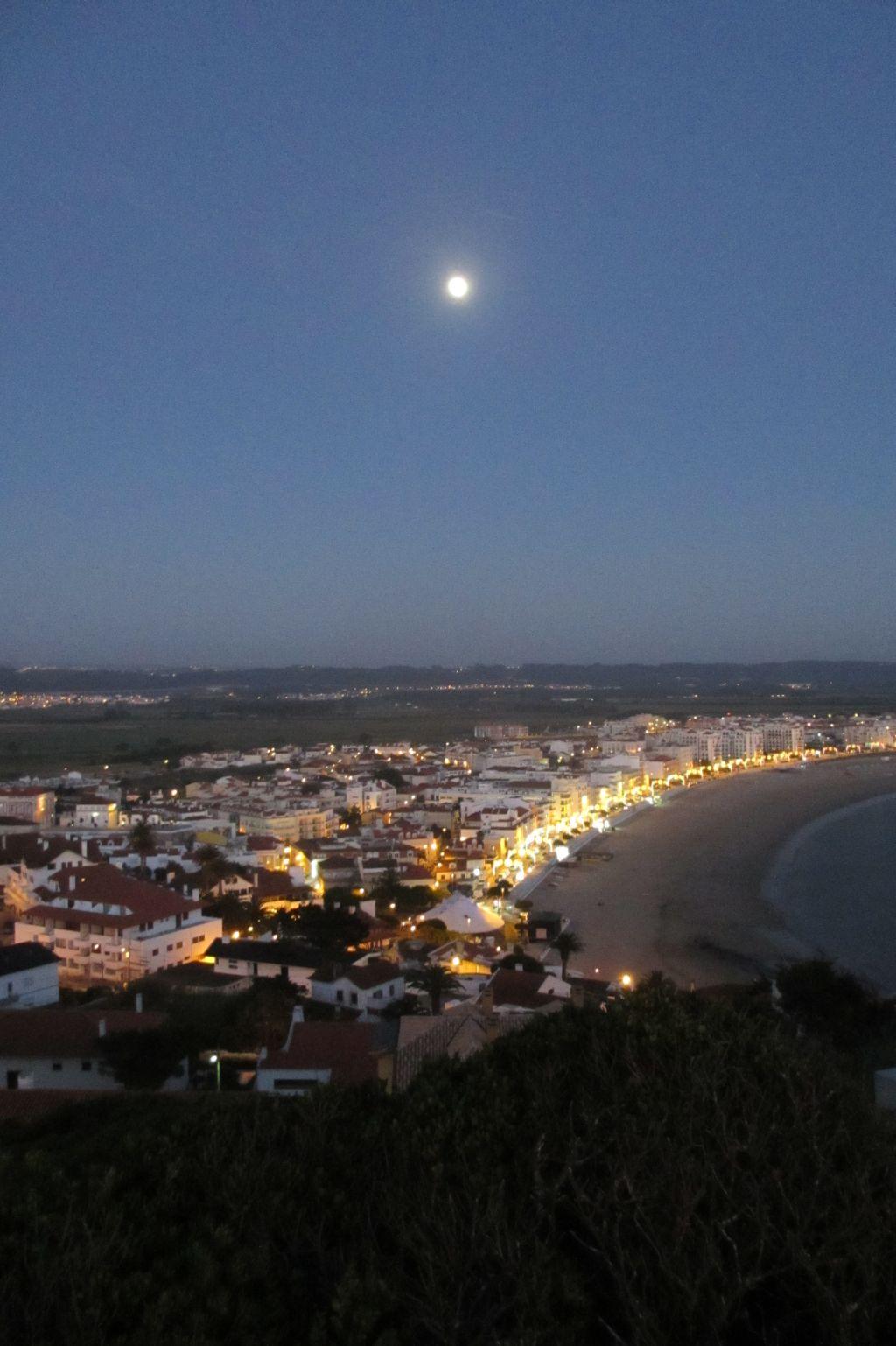 Vollmond über Sao Martinho