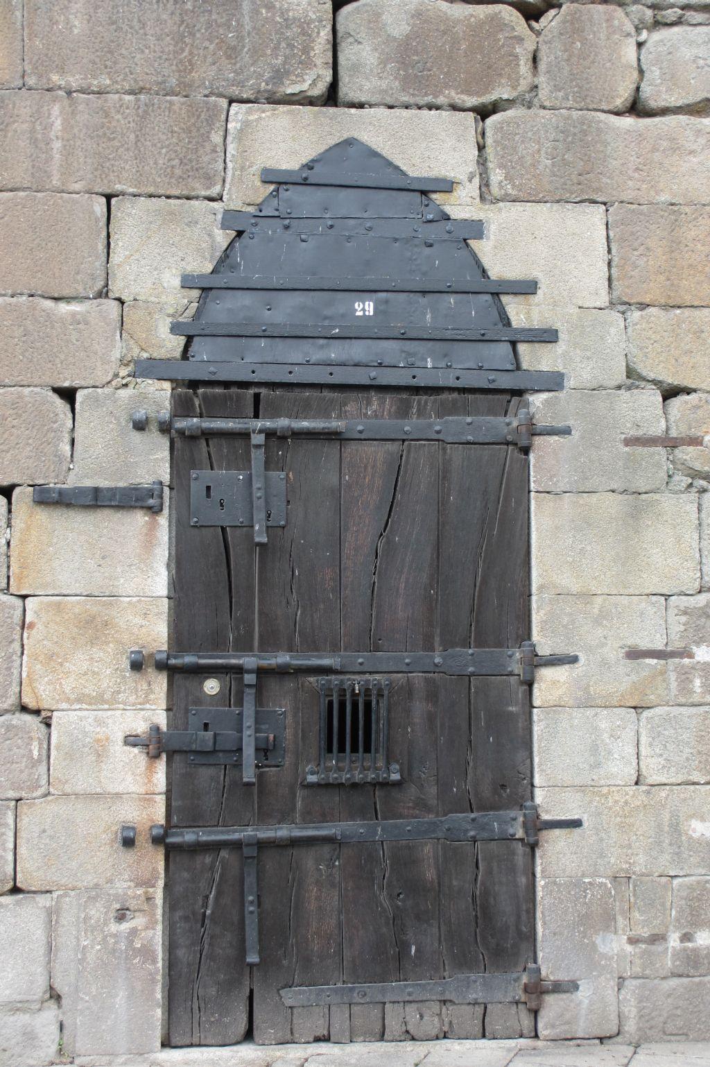 Verschlossene tür  Impressionen Viana do Castelo | Rumpelwicht-Seite Portugal
